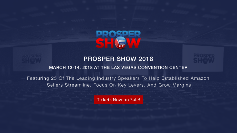 Prosper Show 2018 at Las Vegas Convention Center